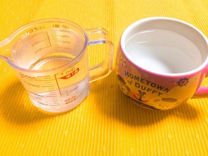 白湯 作り方 鍋2