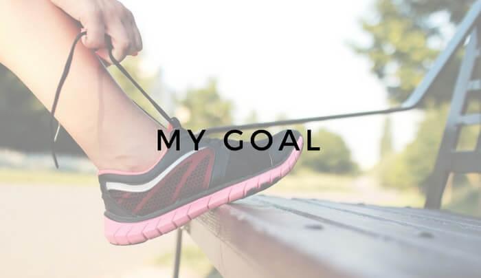 目標の画像